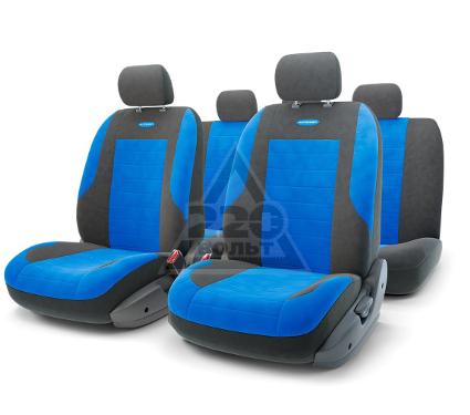 Чехол на сиденье AUTOPROFI EVO-1105 BK/BL (М)