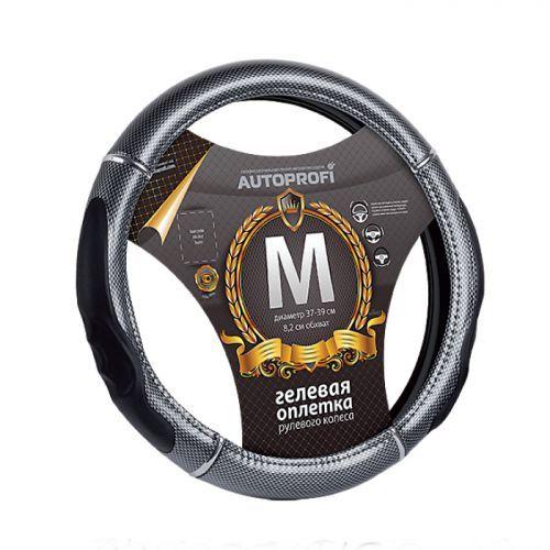 Оплетка Autoprofi Gl-1025 carbon (m)