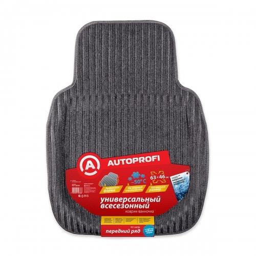 Коврики автомобильные Autoprofi Pet-160f bk