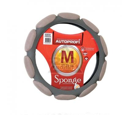 Оплетка AUTOPROFI SP-9030 D.GY (M)