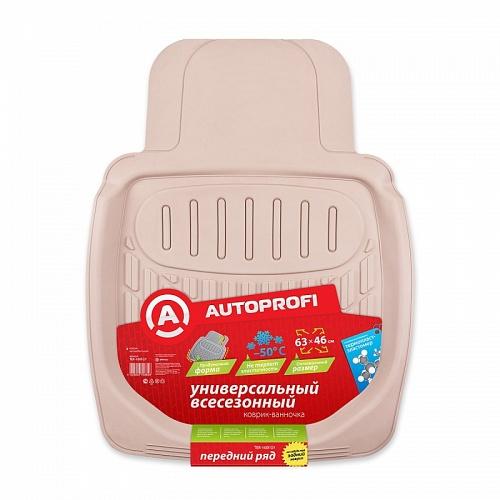 Коврики автомобильные Autoprofi Ter-510 bk
