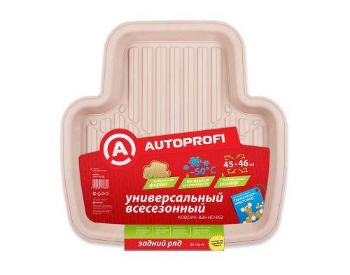 Коврики автомобильные Autoprofi Ter-515 bk