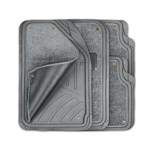 Коврики автомобильные Autoprofi Momo-404 bk