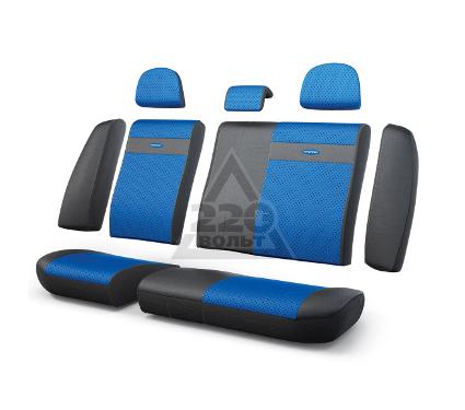Чехол на сиденье AUTOPROFI TRS-002G BK/BL