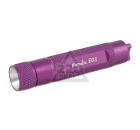Фонарь FENIX E01 фиолетовый