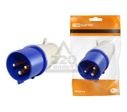 Вилка кабельная TDM SQ0601-0010