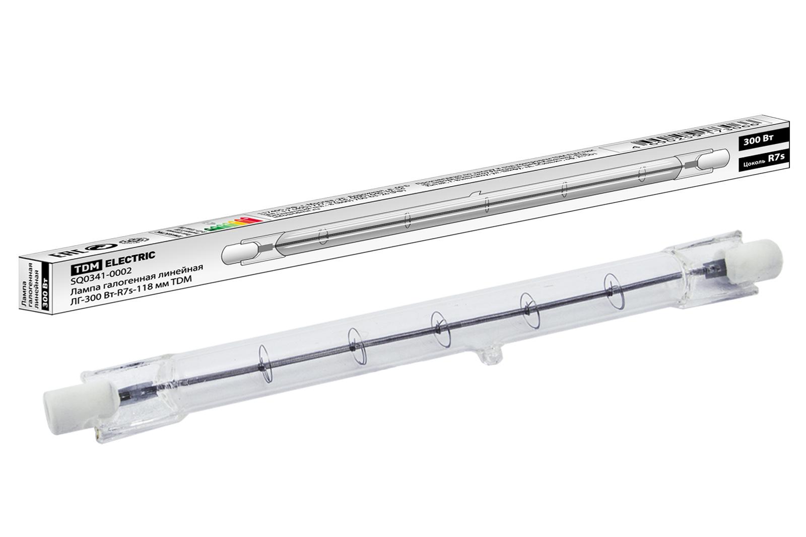 Лампа галогенная Tdm Sq0341-0002