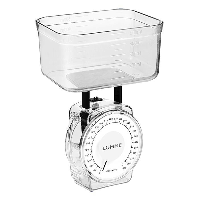 Весы кухонные Lumme Lu-1301