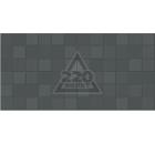 Плитка облицовочная GLOBALTILE 1041-0155 Unica Тёмно-серый 19шт