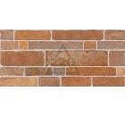 Плитка облицовочная INTERCERAMA 235050022 Brick Красно-коричневый 10шт