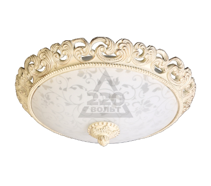 Светильник настенно-потолочный NATALI KOVALTSEVA VENICE II 11362/3C WHITE GOLD
