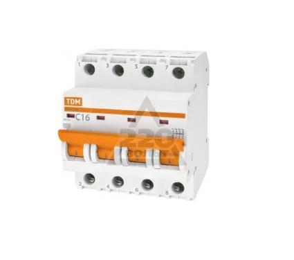 Автомат ТДМ SQ0206-0125