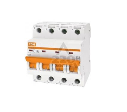 Автомат TDM SQ0206-0186