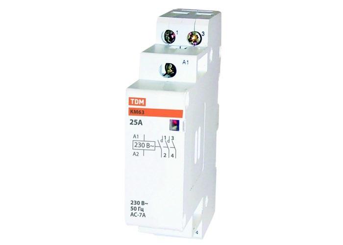 Контактор Tdm Sq0213-0001 tdm контактор кмн 22510 25а 400в ас3 1но