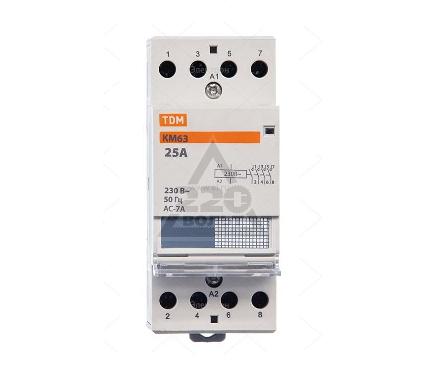 Контактор TDM SQ0213-0012