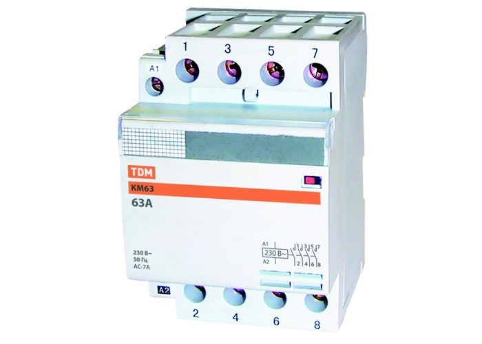 Контактор Tdm Sq0213-0019 andeli контактор andeli cjx2 d18 ac 220v