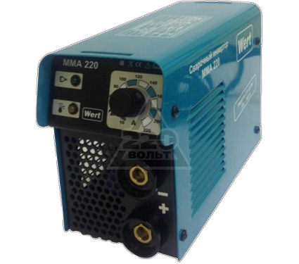 Сварочный аппарат WERT 182069 MMA 220