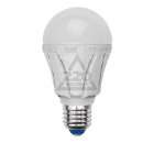Лампа светодиодная UNIEL LED-A60-11W/WW/E27/FR ALP01WH 10шт