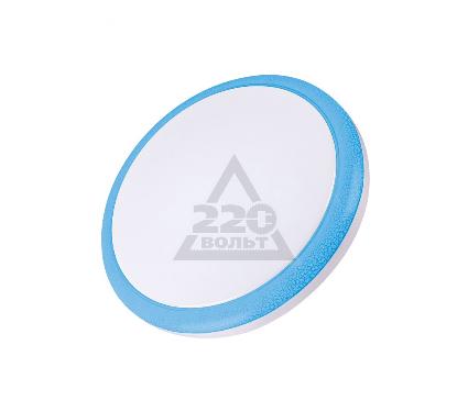 Светильник настенно-потолочный VOLPE ULI-Q101 24W/NW WHITE/BLUE