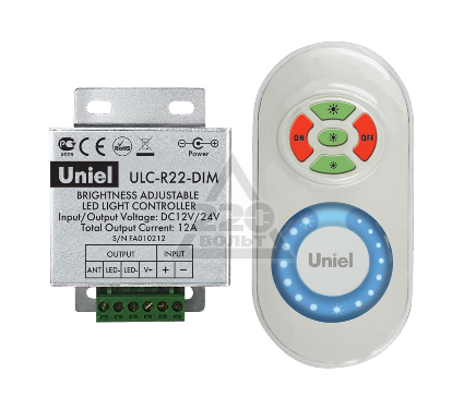 Контроллер UNIEL ULC-R22-DIM White