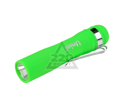 Фонарь UNIEL S-LD045-B Green  ''Simple Light-Debut''