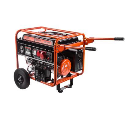 Купить Бензиновый генератор WESTER GNB5500A, генераторы (электростанции)