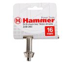 Ключ HAMMER 208-303  16MM  для патрона 16 мм