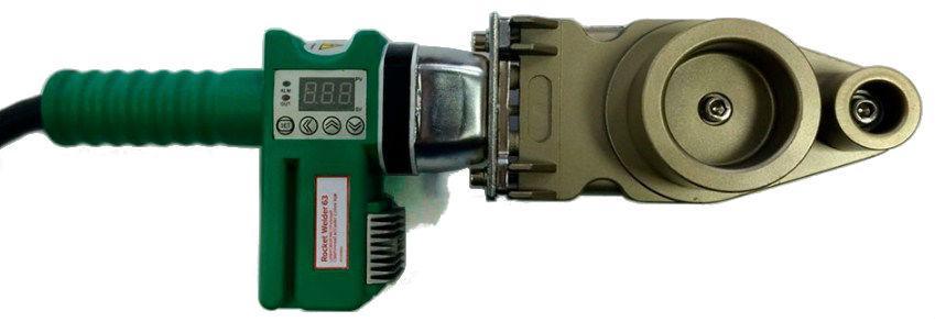 Аппарат для сварки пластиковых труб Rotorica Rocket welder 63