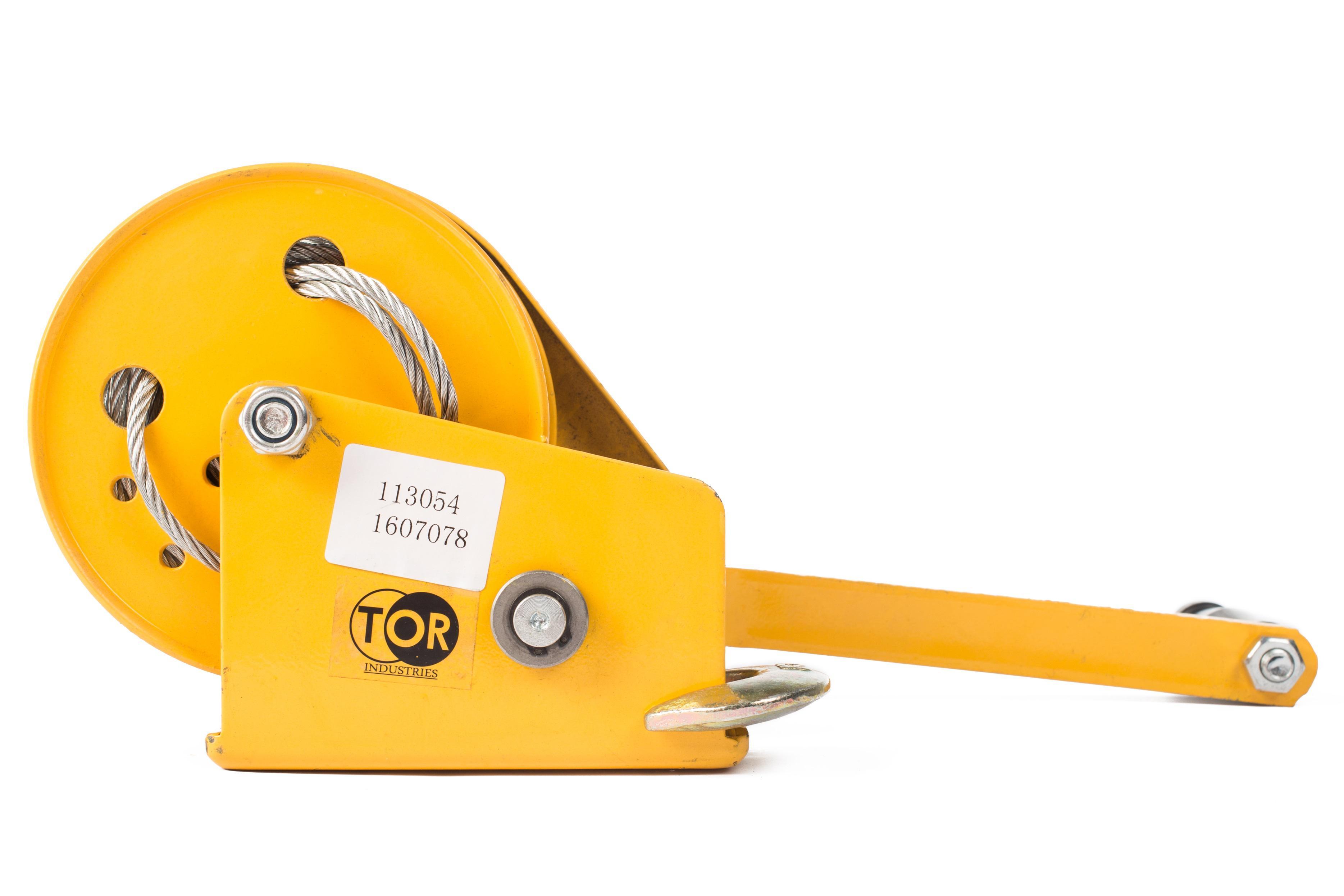 Лебедка механическая Tor Bhw-1200