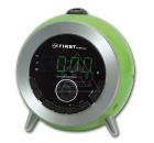 Часы-радио FIRST FA-2421-6 Green