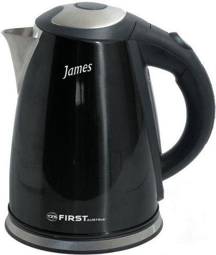 Чайник First Fa-5411-6 black