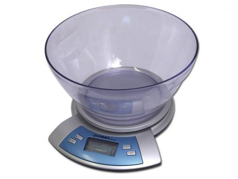 Весы кухонные First Fa-6406 silver