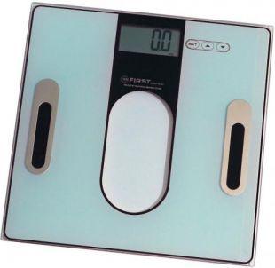 Весы напольные First Fa-8006-2 black