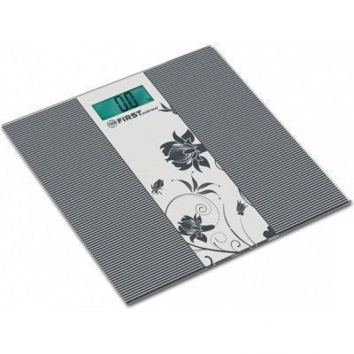 Весы напольные First Fa-8015-1 grey