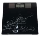 Весы напольные FIRST FA-8017 Black