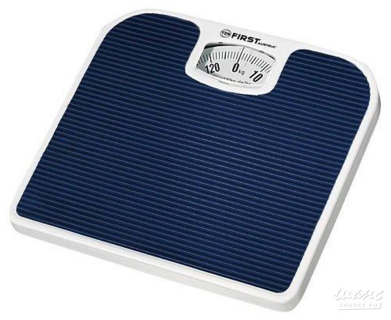 Весы напольные First Fa-8020 blue