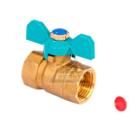 Кран шаровый U-TEC 38383 MASTER