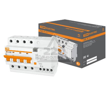 Диф. автомат TDM SQ0221-0009
