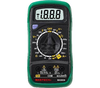 Мультиметр MASTECH М 838