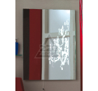 Зеркало LUSSOLE LSQ-2200-01