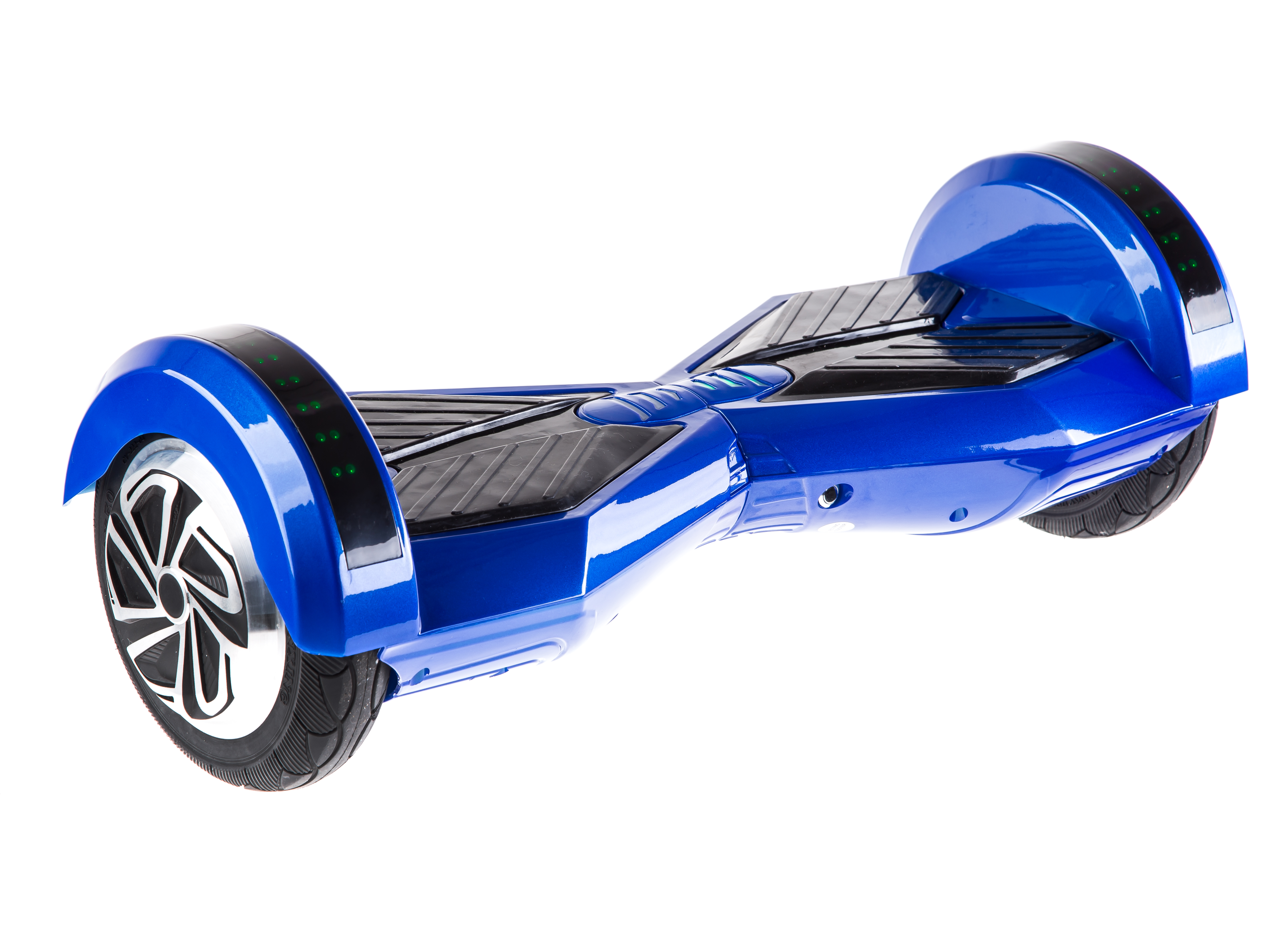 все цены на  Гироскутер Superbsail Esu-013/8 синий  онлайн