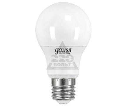 Купить Лампа светодиодная GAUSS 23217А, лампы