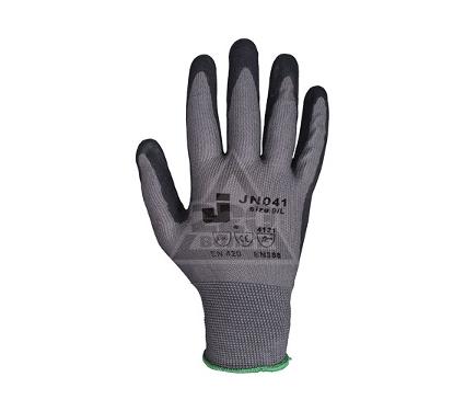 Перчатки нитриловые JETASAFETY JN041/XL12