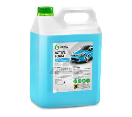 Автошампунь GRASS 113161 Active Foam