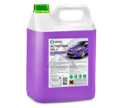 Автошампунь GRASS 113181 Active Foam GEL+