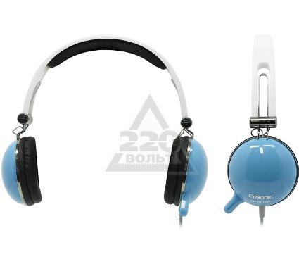 Наушники с микрофоном COSONIC CD668MV Blue