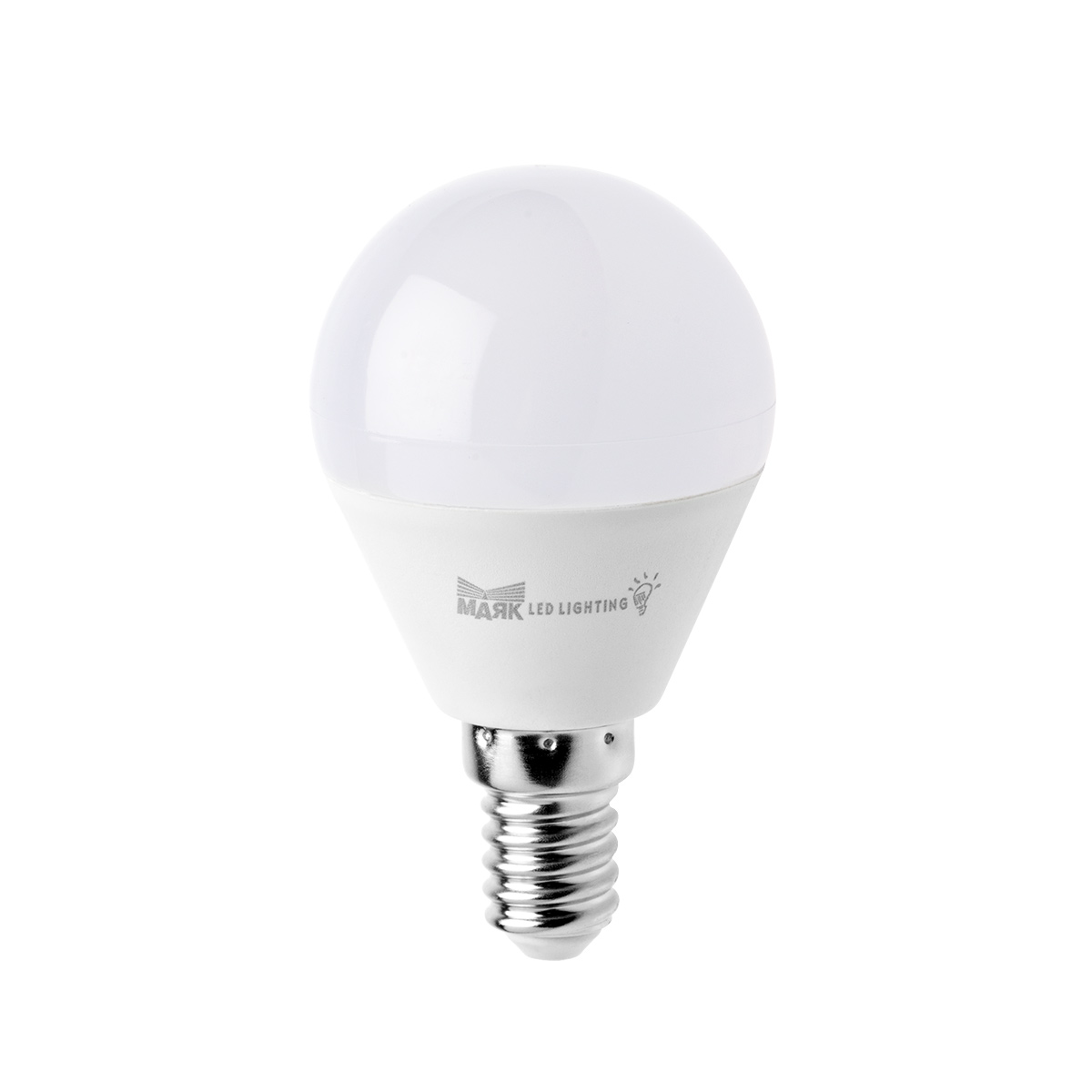 Лампа светодиодная МАЯК B45/e14/6w/3000k