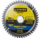 Диск пильный твердосплавный STAYER MASTER 3682-190-30-48