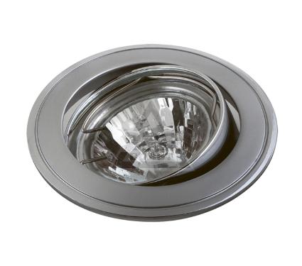 Светильник встраиваемый ESCADA ROMA GU5.3 002 CH/PCH