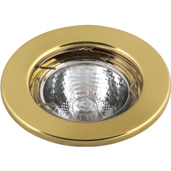 Светильник встраиваемый Escada Modena gu5.3 001 gd
